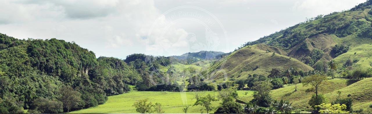 Valle la Mesa, entre marmol, cavernas y ríos Hotel & Restaurante Parador del Gitano