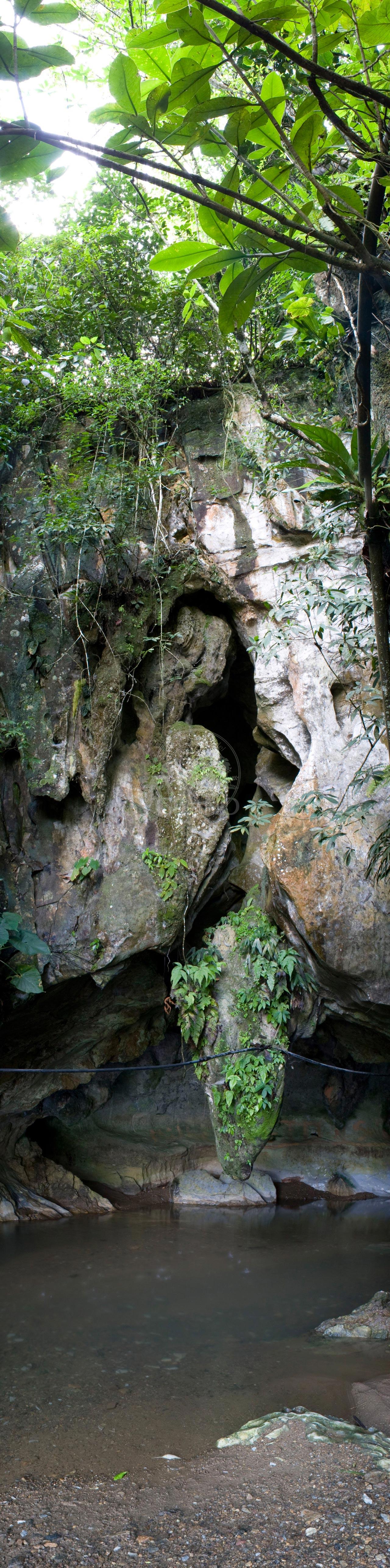 Caverna de la Danta - Hotel & Restaurante Parador del Gitano - Nápoles - Doradal - Rio claro